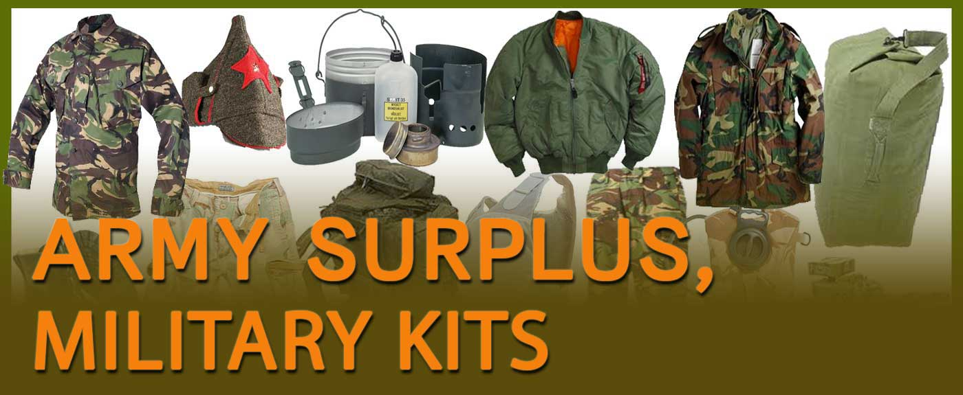 Surplus clothing store – Cheap clothing stores